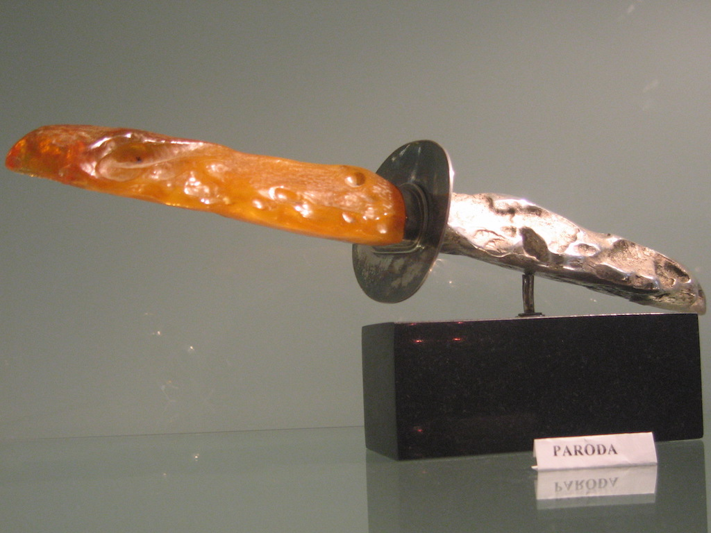 バルトの琥珀/BalticAmber