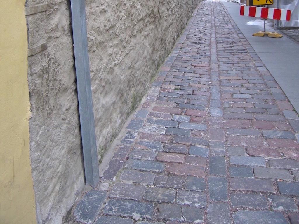 バルト三国の石畳事情/BalticPavement