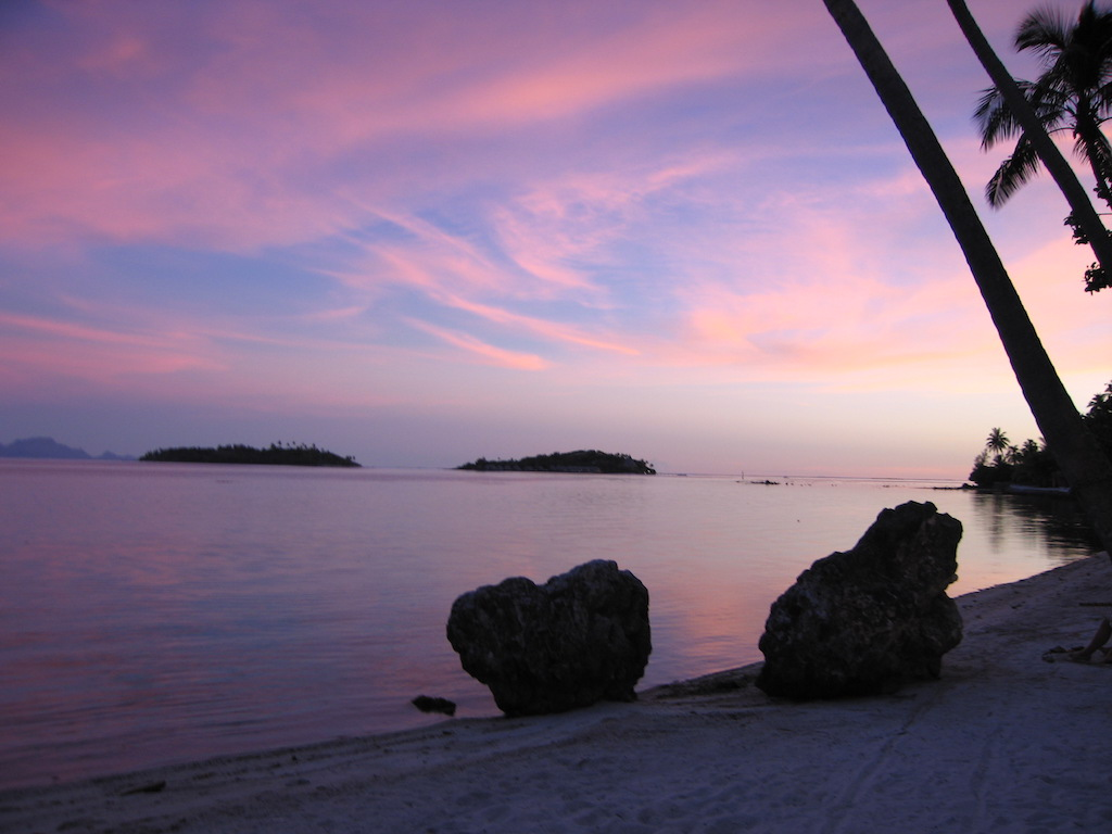 ボラボラ島1/BoraBoraIsland