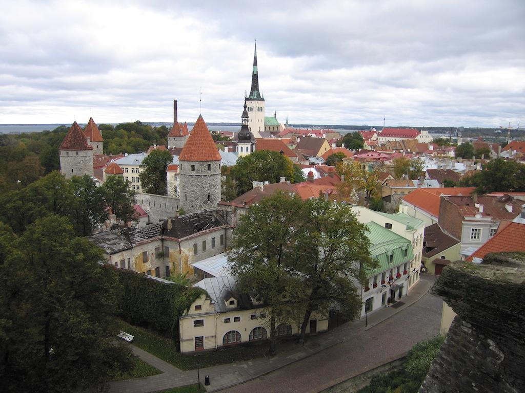 エストニアの首都タリン/EstoniaTallinn