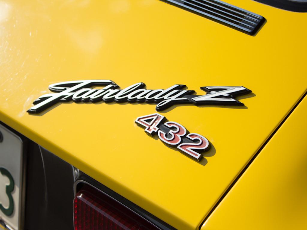 思い出のフェアレディZ 432/FairladyZ432