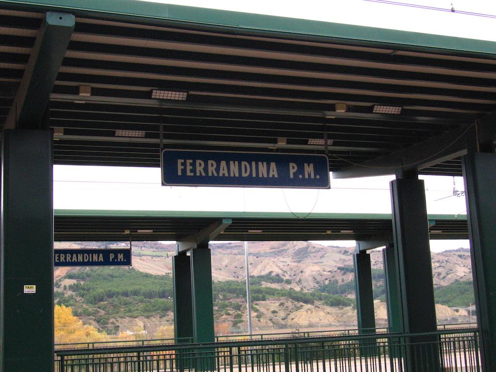 フェランディーナからマテーラへ /FromFerrandDinaToMatera
