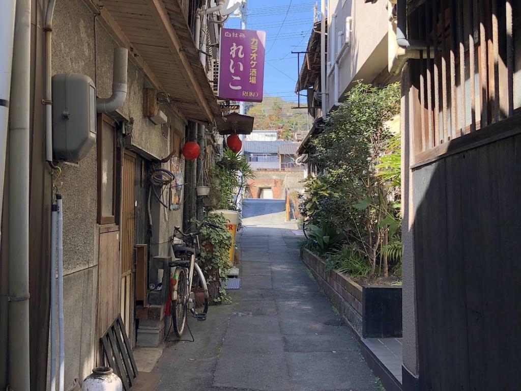 風呂ノ小路/FuronoshojiAlley
