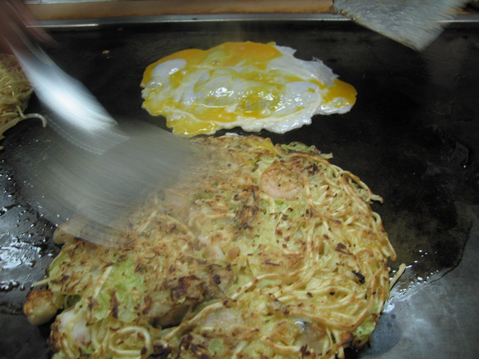 うどん鉄板焼・玉扇/Gyokusen