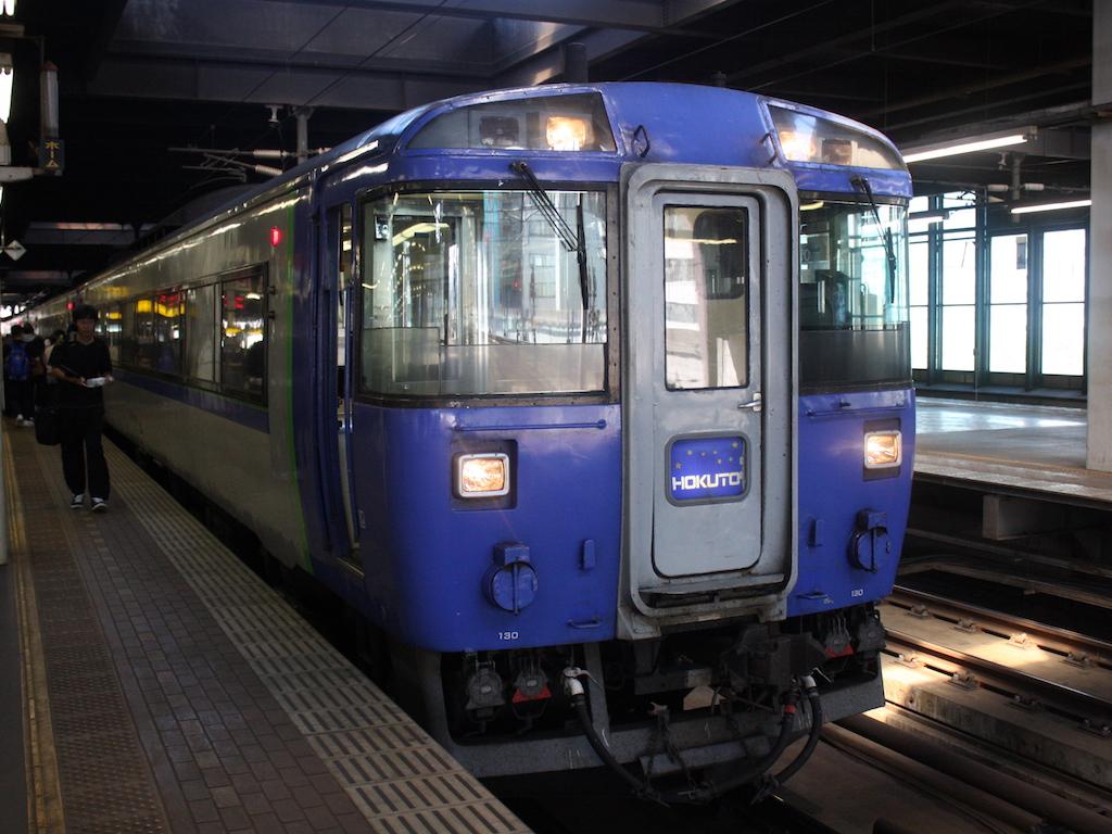 函館ひとり旅1/HakodateTravelingAlone1
