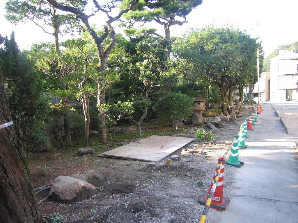 橋本別邸の塀/HashimotoBetteinoKabe