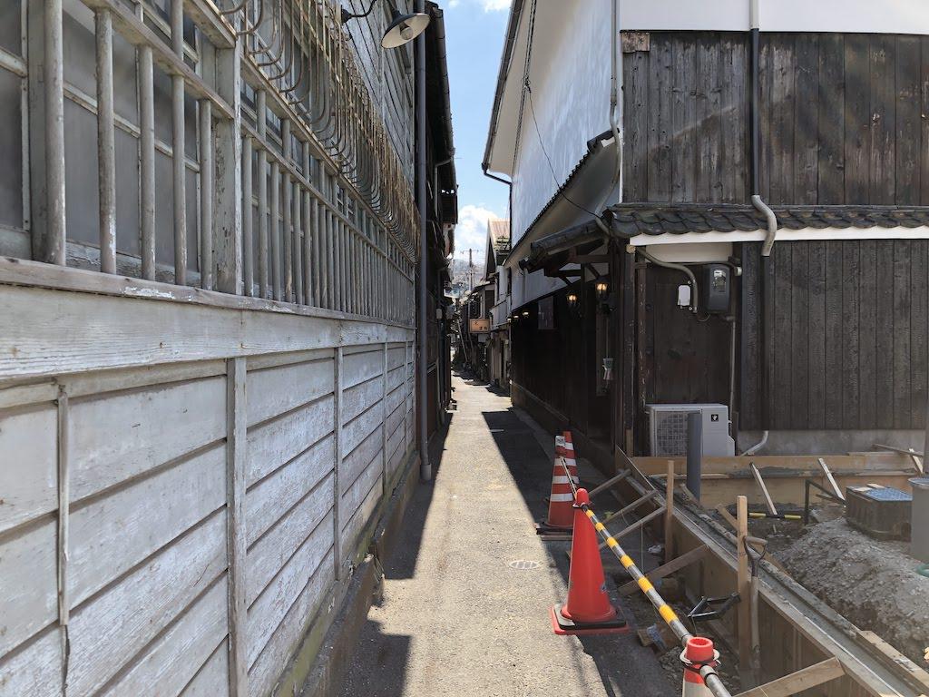 橋本小路/HashimotoshojiAlley