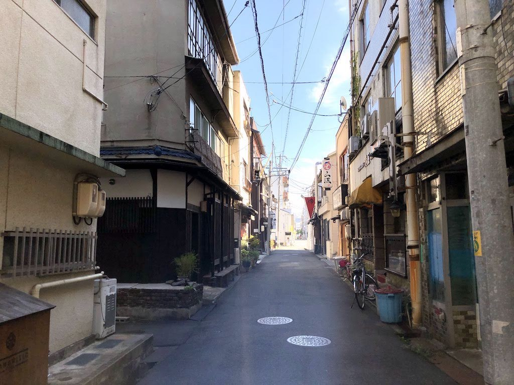 旅籠小路/HatagoshojiAlley