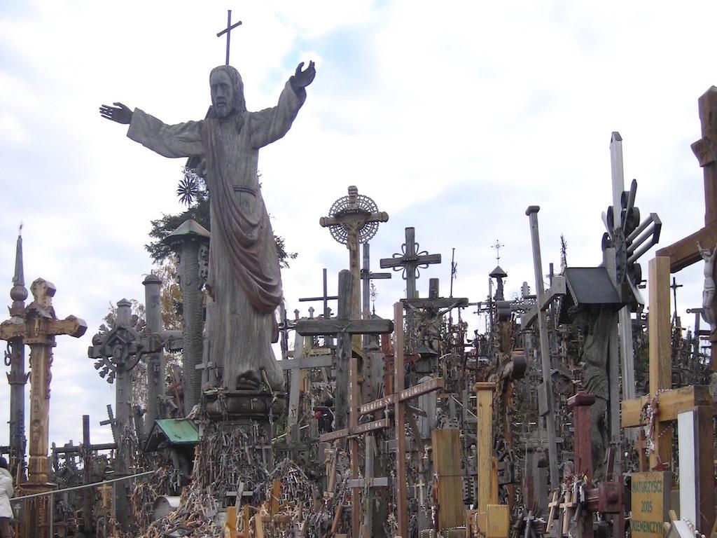 シャウレイの十字架の丘/HillOfCrosses