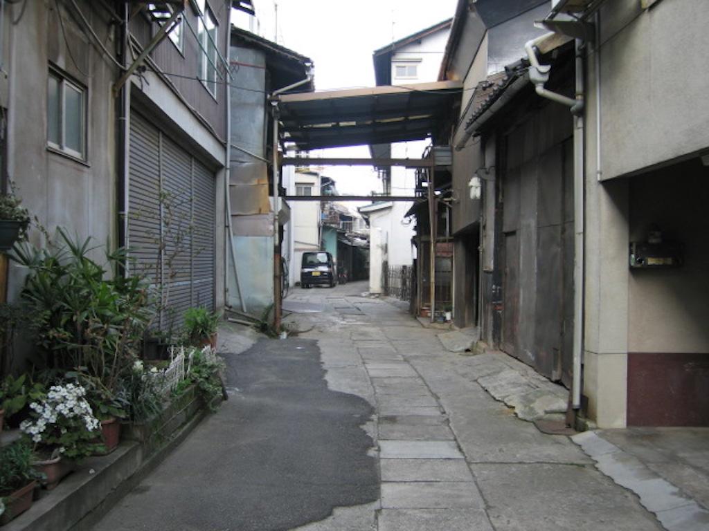 鍛冶屋町/KajiyamachiAlley