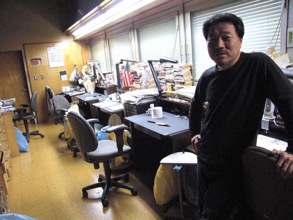 かわぐちかいじ/KawaguchiKaiji