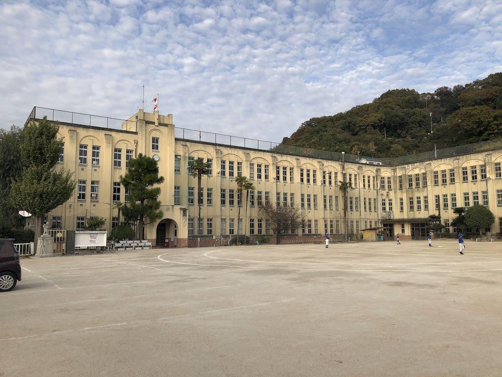 尾道の日常遺産・久保小学校校舎解体の危惧/KuboPrimarySchool