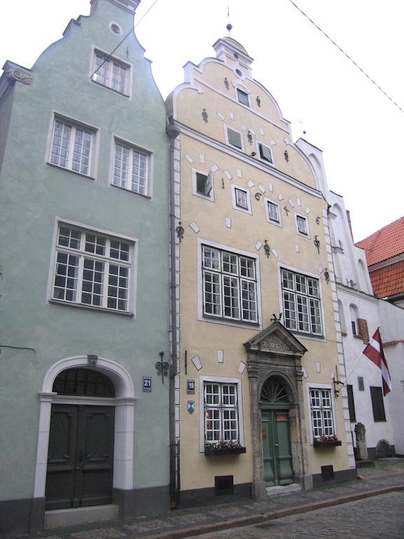 世界遺産の都市リガ/LatviaRiga