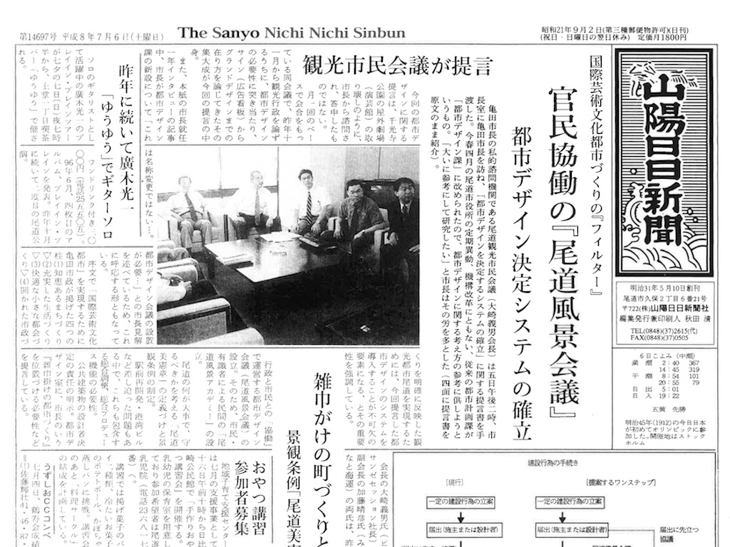 まちづくりのベクトル/MachidzukuriVector