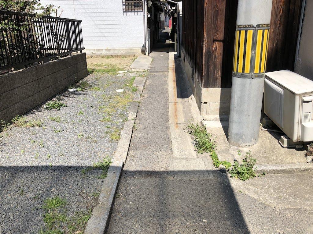三好(三次)屋小路/MiyoshiyaShojiAlley