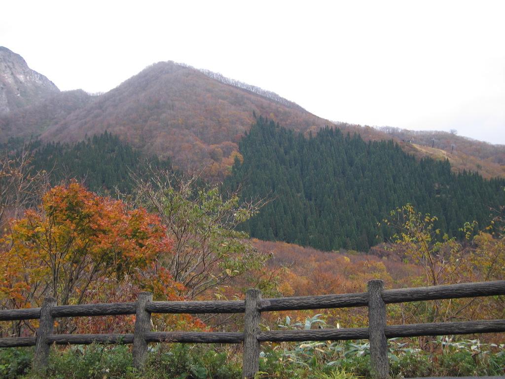 山陰の名峰・大山/MtDaisen