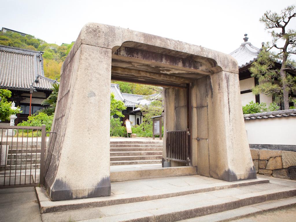尾道・持光寺のにぎり仏/Nigiribotoke