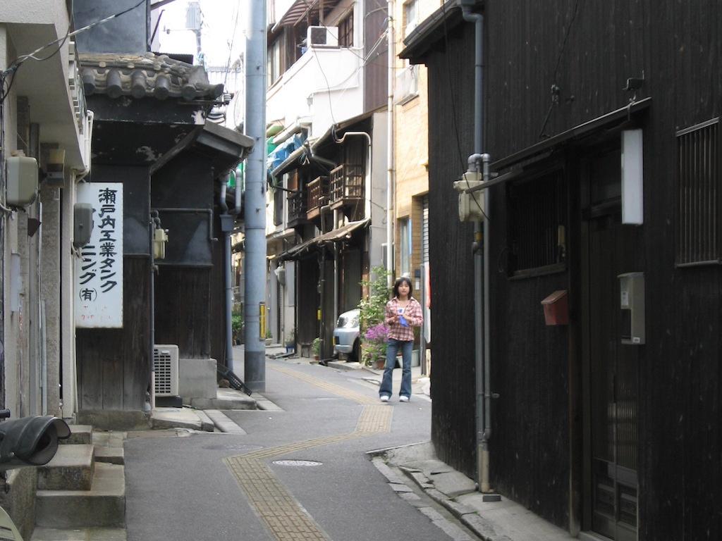 小川町(小川小路)/OgawachoAlley