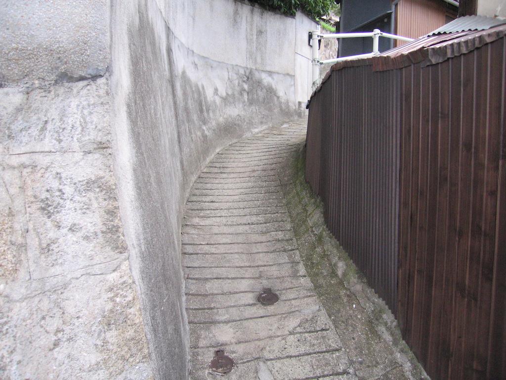 路地のカタチ/RojinoKatachi