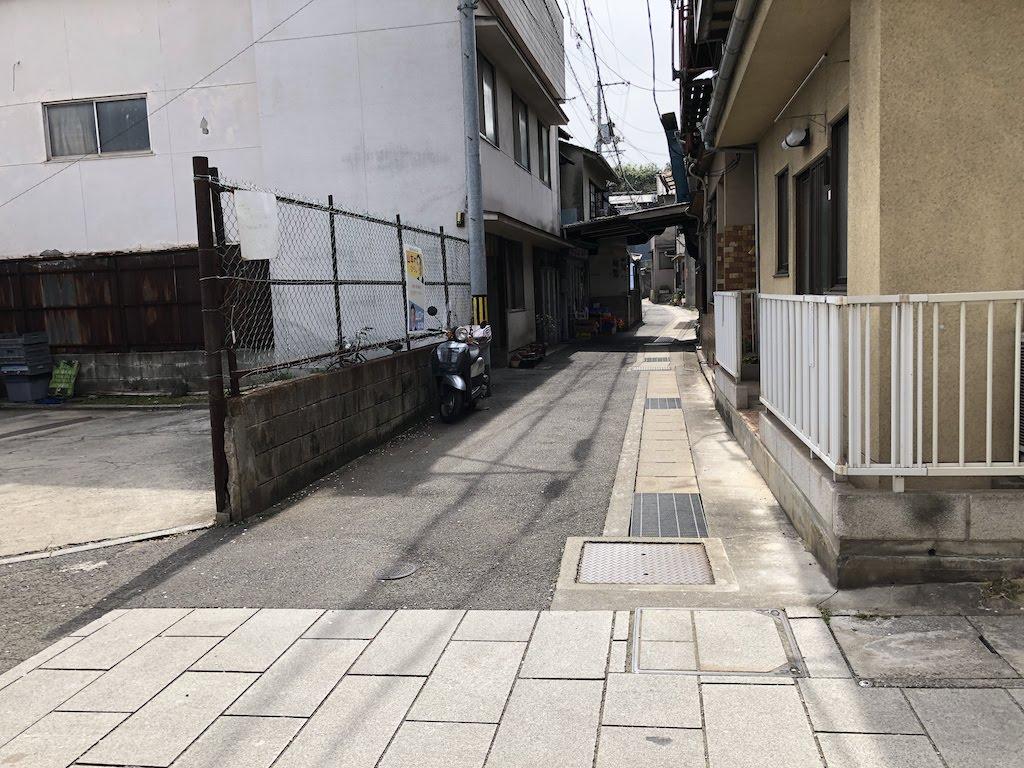 正言小路(弁天町)/ShogonshojiAlley