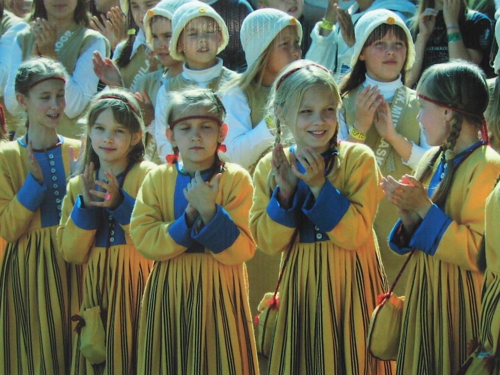 エストニアの歌う革命/SingingRevolution