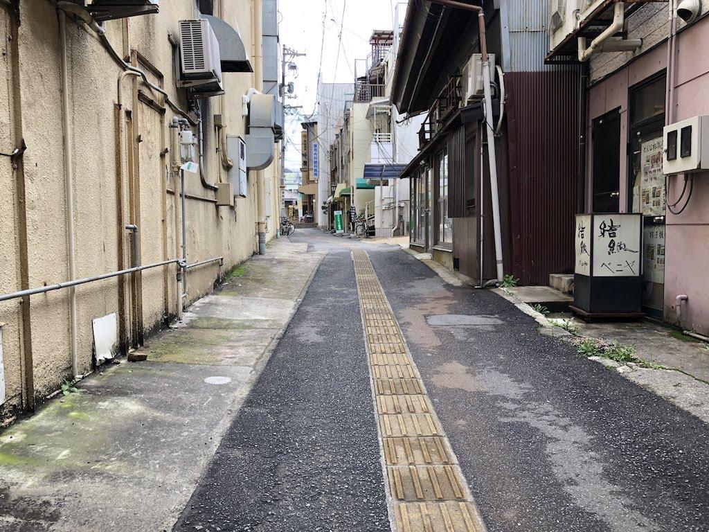 杓屋小路(叶え小路)/SyakuyashojiAlley