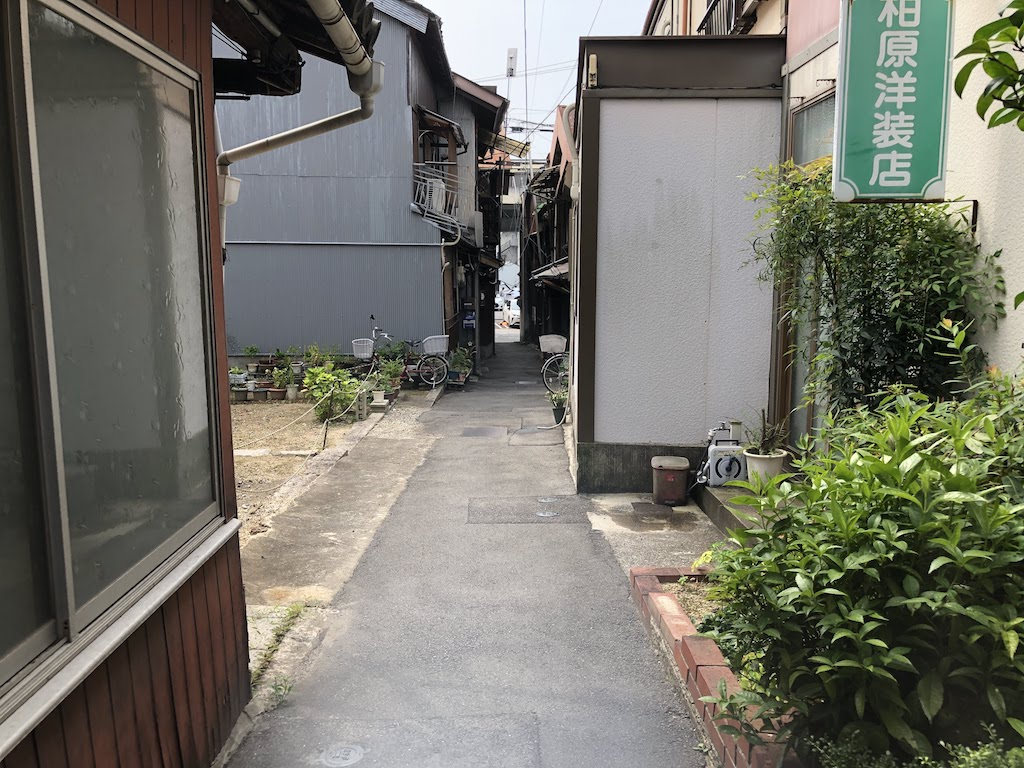 丹花小路/TangaShojiAlley