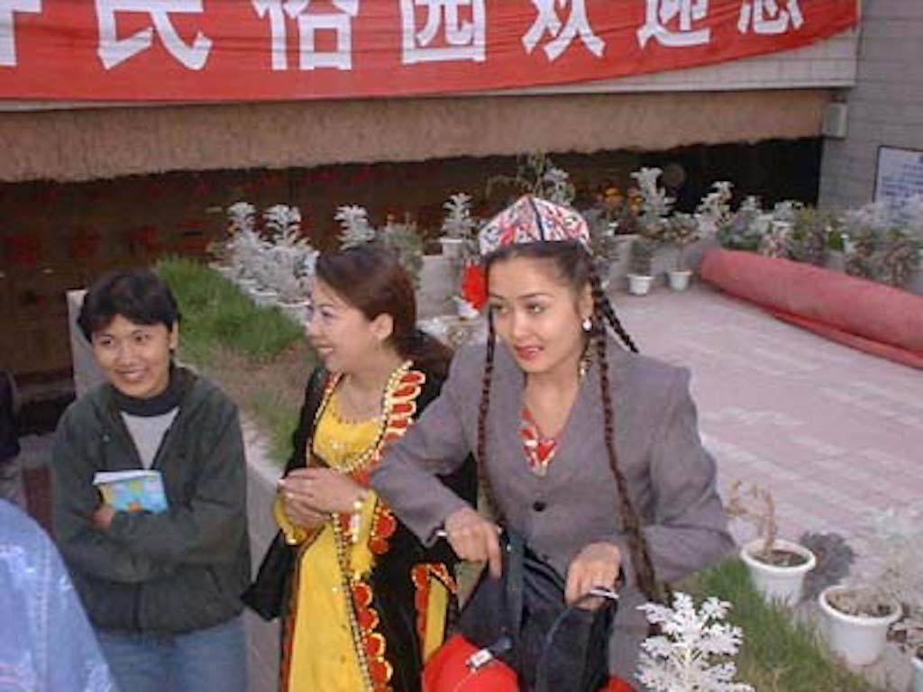 新疆ウイグル自治区と敦煌/Uighurs