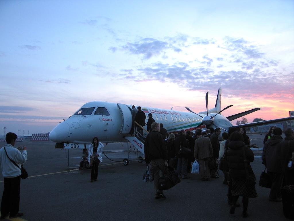 ヴィリニュス国際空港(VNO)/VilniusAirPort